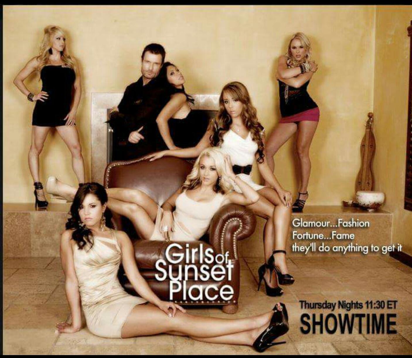 sunset strip series showtime